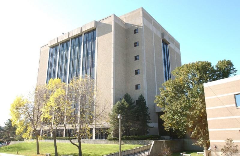 Magnus Wahlstrom Library, University of Bridgeport