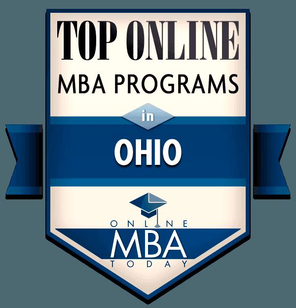 Top Online MBA Programs Logo – CSU Ohio