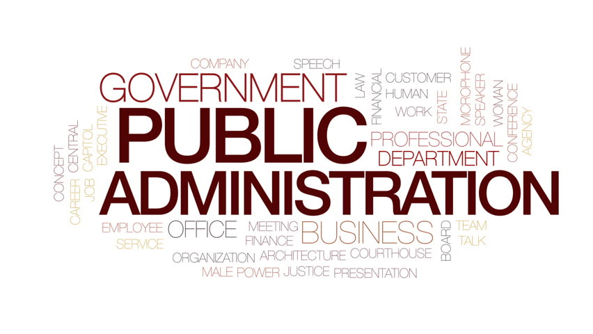 Major aspects of public administration