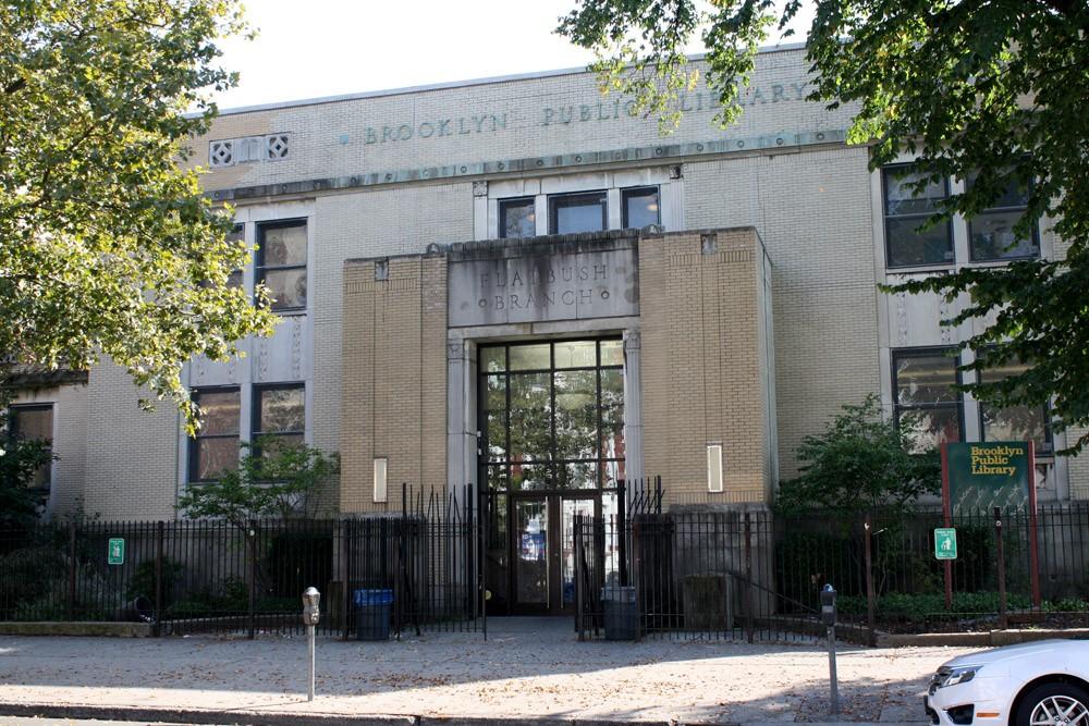 Brooklyn Public Library, Flatbush Branch