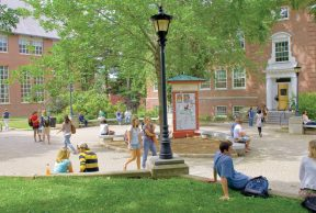 Top 10 Majors Offered at UNH