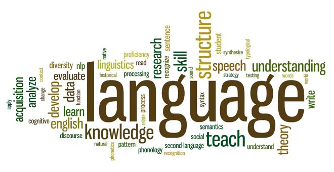 LANGUAGE-ENGLISH INTERPRETATION