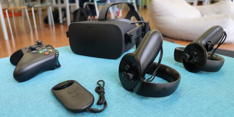 Virtual Reality at Evergreen Branch Library