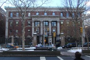 Top 10 Library Resources at Barnard College