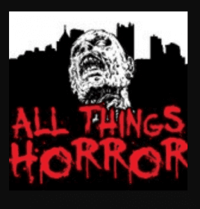 All Things Horror Club Poster