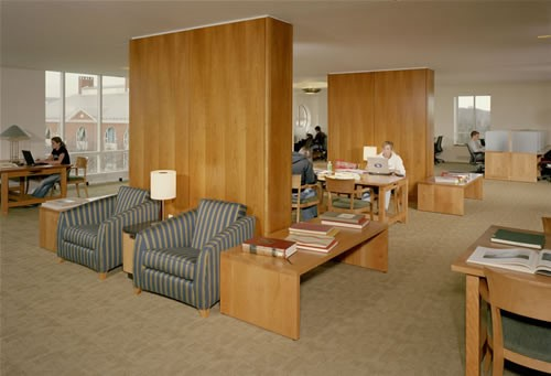 Study spaces during Bentley Library hours