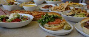 Food festival at the University of South Carolina