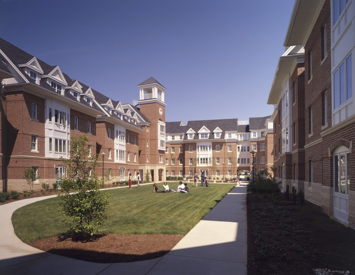 Top 10 Clubs at Winthrop University