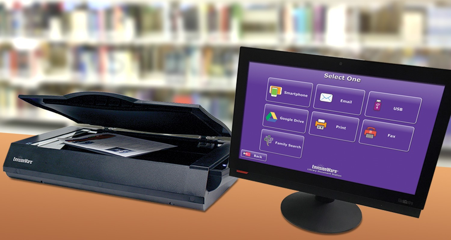 Library Document Station
