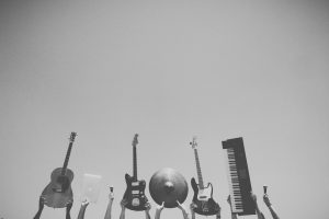 Different types of instruments