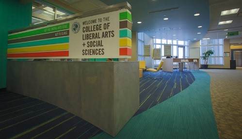 CSU wins Addy award for the design of class edge lounge – Cleveland