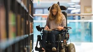 Disability accommodation in the library