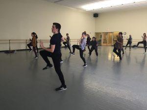 Dancing Classes at the Dance Club