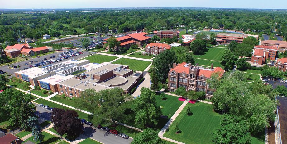 Top 10 Clubs at Aurora University