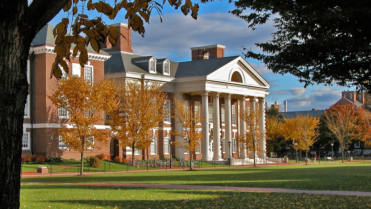 Top 10 Majors at University of Delaware