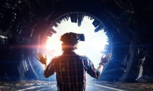 virtual-reality is anew course