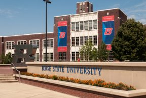 Top 10 Residences at Boise State University