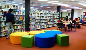 Alice Springs Campus Library