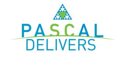 PASCAL Delivers graphic logo