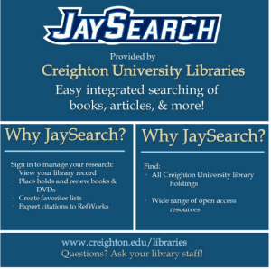 About JaySearch