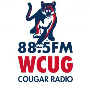 The official logo of the Cougar Radio