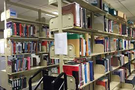 Course Reserves at the library