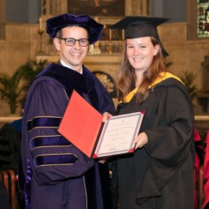 Members of the Criminology Graduate Student Organization