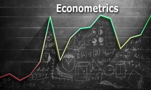 Econometrics involves lots of mathematical work