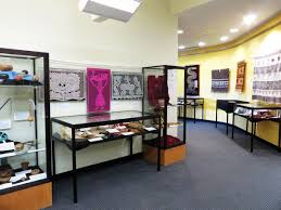 Exhibits in the Library