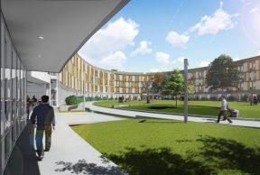 Top 10 Residences at Rowan University