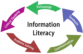 A chart illustrating Instruction Information Literacy