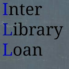 Interlibrary Loan written on a picture