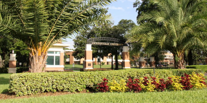 Top 10 Majors at Jacksonville University