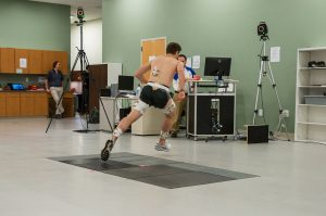 Motion Analysis at University of Delaware