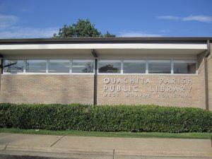 The Ouachita Parish Public Library