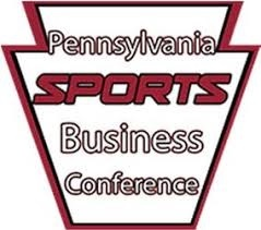 The official logo of the Pennsylvania Sports Business Conference