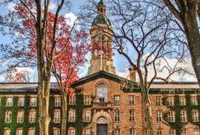 Top 10 Majors at Princeton University