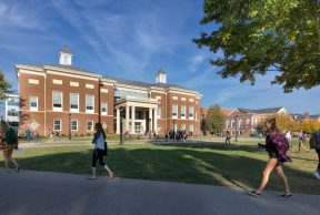 Top 10 Majors at Radford University
