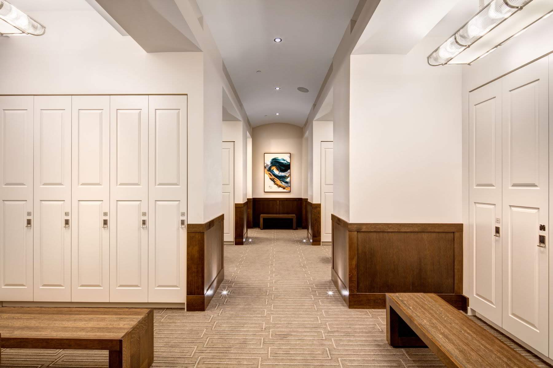 Room & Locker Reservations