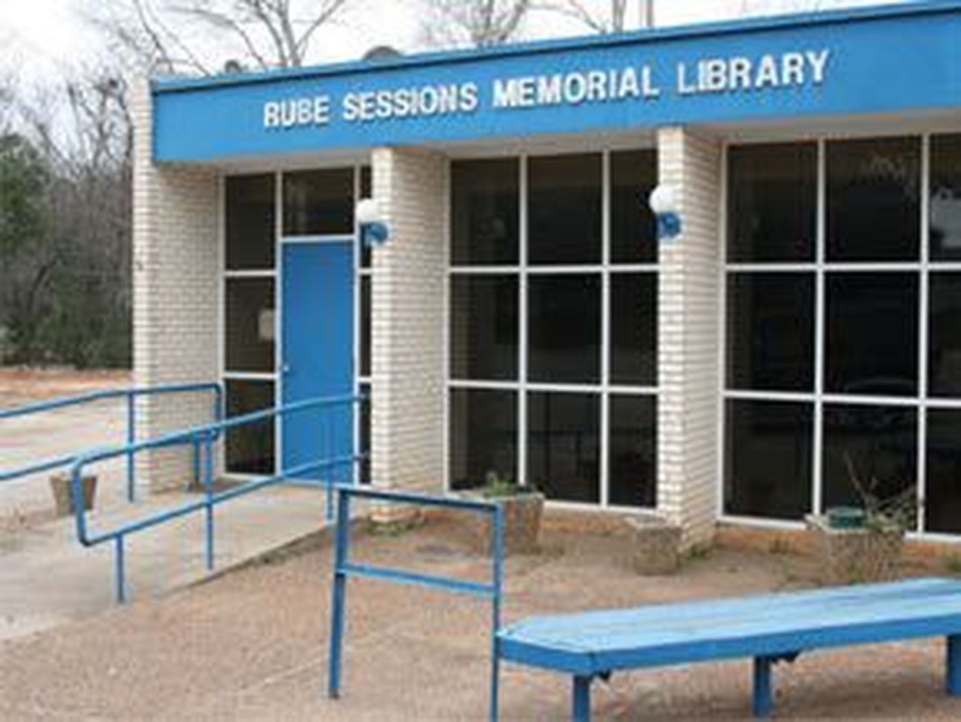 The Rube Session Memorial Library