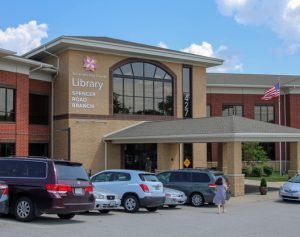 Spencer Branch Library