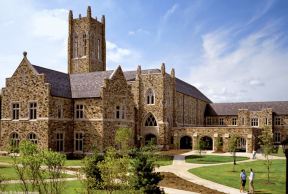 Top 10 Dorms at the Rhodes College