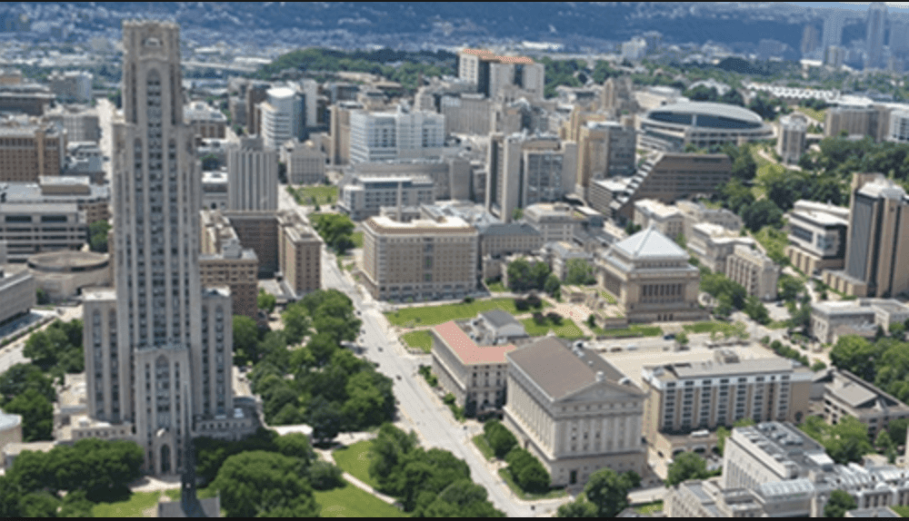 Top 10 Majors at the University of Pittsburgh