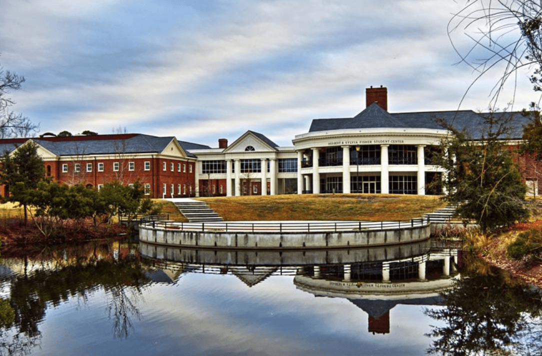 10 Dorms at UNC Wilmington