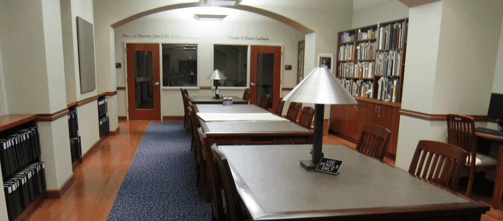 archives in library