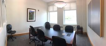A photo of an empty Study Room