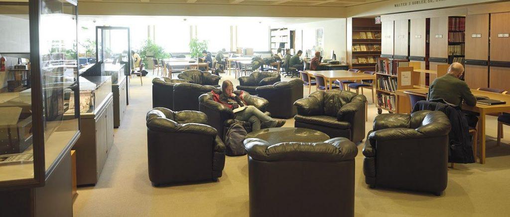 The Kohler Art Library
