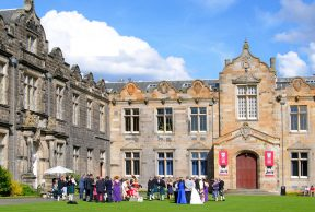 Top 10 Majors at the University of St. Andrews