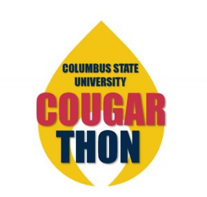 The official logo of the Cougar Thon
