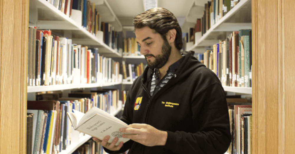 The Shakespeare Institute Library is a major UK resource for the study of English Renaissance literature.